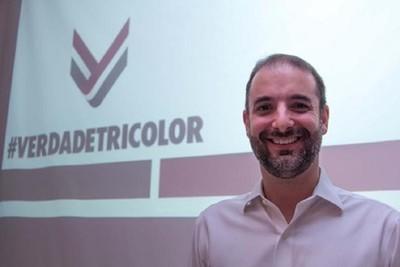 Pedro Trengouse candidato Flu (Foto: Erica Modesto/Divulgação)