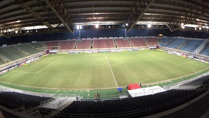 Vasco Joinville Arena (Foto: Sofia Miranda)