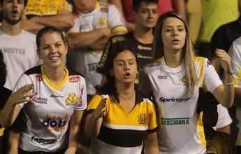 Criciúma lembra o Outubro Rosa e faz promoção para jogo com Atlético-GO