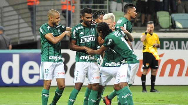 Palmeiras x RB Brasil - Campeonato Paulista 2018-2018 - globoesporte.com c2c0dd14fc291
