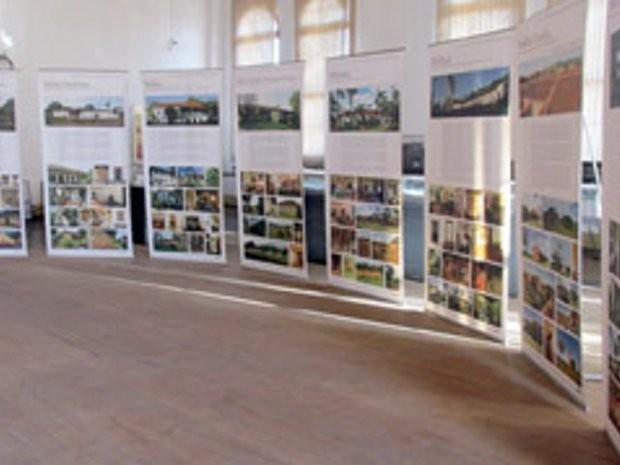 Exposição pode ser vista até o dia 30 de julho no Complexo Fepasa, em Jundiaí  (Foto: Divulgação/ Prefeitura de Jundiaí)