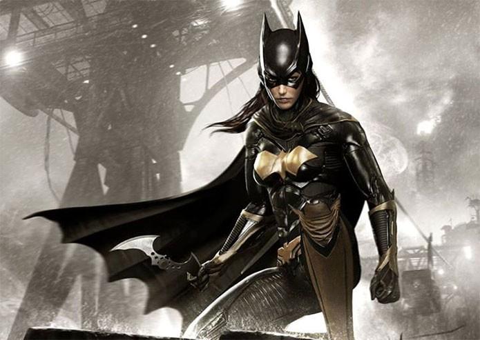 Batgirl estrela história inédita em Batman Arkham Knight (Foto: Divulgação)