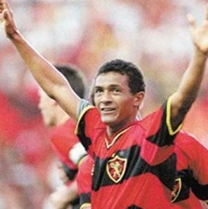 Leonardo com a camisa do Sport (Foto: (Arquivo Pessoal/Leonardo))