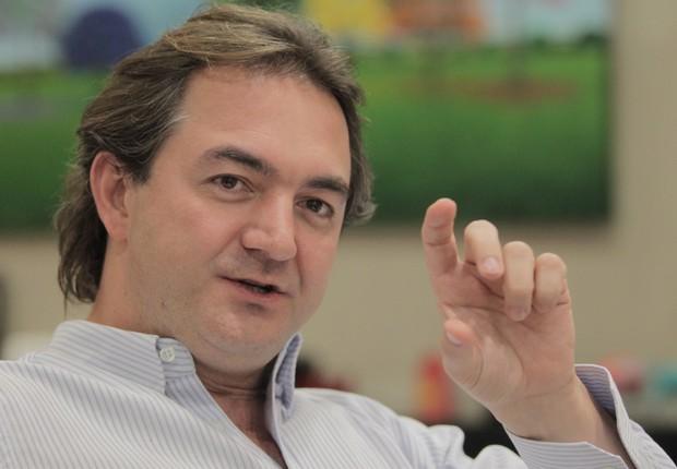 Joesley Batista, da JBS (Foto: Eliária Andrade/Agência O Globo)