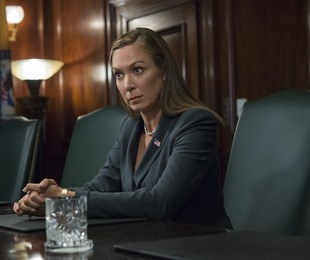 Elizabeth Marvel em House of Cards | Netflix