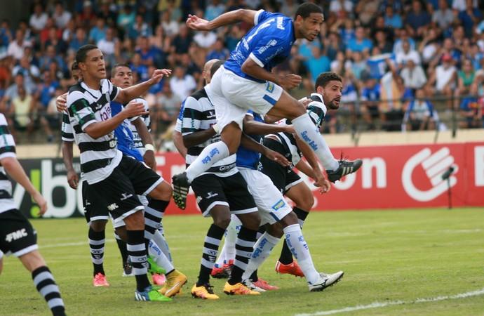 São Bento x XV de Piracicaba João Paulo gol (Foto: Jesus Vicente / EC São Bento)