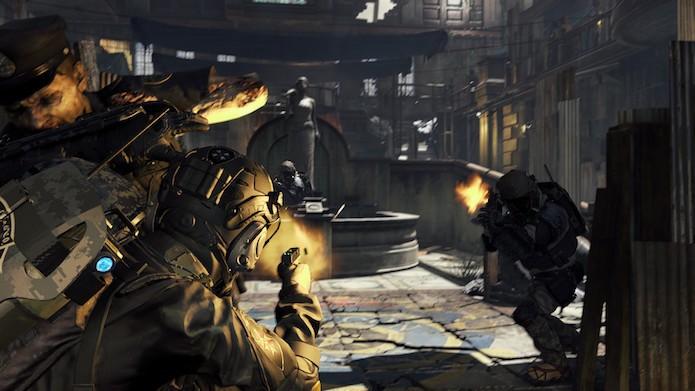 Umbrella Corps, spin-off de Resident Evil, chega dia 21 ao PC e PS4 (Foto: Divulgação/Capcom)