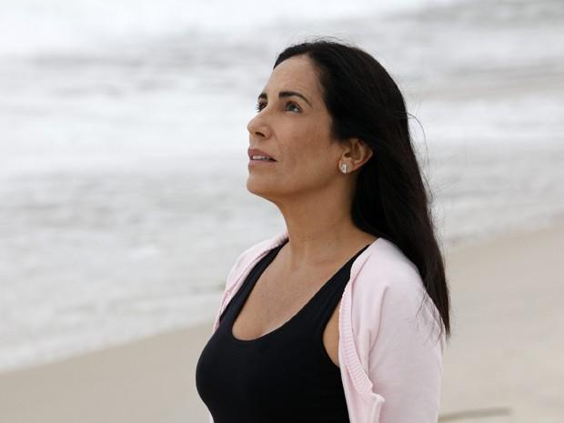 Norma chegou a ser presa por roubo e assassinato (Foto: TV Globo)