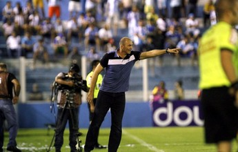 Dal Pozzo elogia time, mas lamenta empate do Papão contra Atlético-GO
