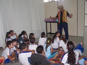 DIV Biblioteca Ataliba Lago Divinópolis (Foto: PMD/Divulgação)