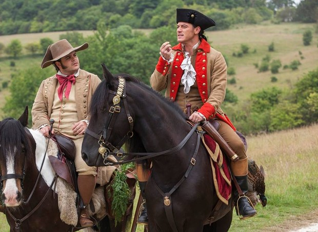 Luke Evans será Gaston (Foto: Divulgação/ Disney)
