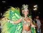 Declaração de rainha do Império Serrano vira questão de prova no Rio