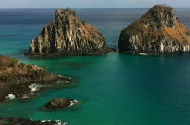 Ilha de Fernando de Noronha  (Foto: Divulgação/ Arquivo pessoal)