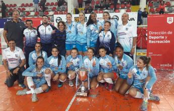 Minas vence Boca Juniors e conquista o título da Superliga Metropolitana