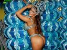 Suzy Cortez vai desfilar pela Dragões da Real no carnaval de 2017