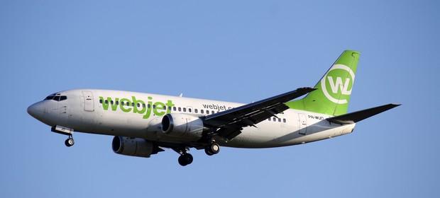 Aeronave da Webjet (Foto: Divulgação)