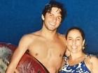 Cissa Guimarães comparece a julgamento sobre morte do filho