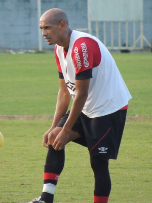 Marcelo Costa Joinville meia (Foto: João Lucas Cardoso)