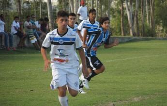 Quase 600 garotos participam da  4ª Copa Porto de Futebol de Base