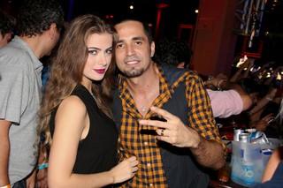Latino e Rayanne Morais (Foto: Danilo Carvalho/ Ag Fio Condutor)