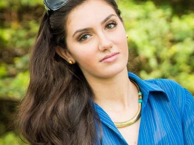 Laura Piñeiro, de 17 anos, quer estudar medicina (Foto: Arquivo pessoal)