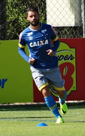 Rafael Sobis Cruzeiro (Foto: Gabriel Duarte)