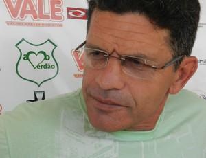 João Carlos Cavalo Uberlândia (Foto: Felipe Santos/GLOBOESPORTE.COM)