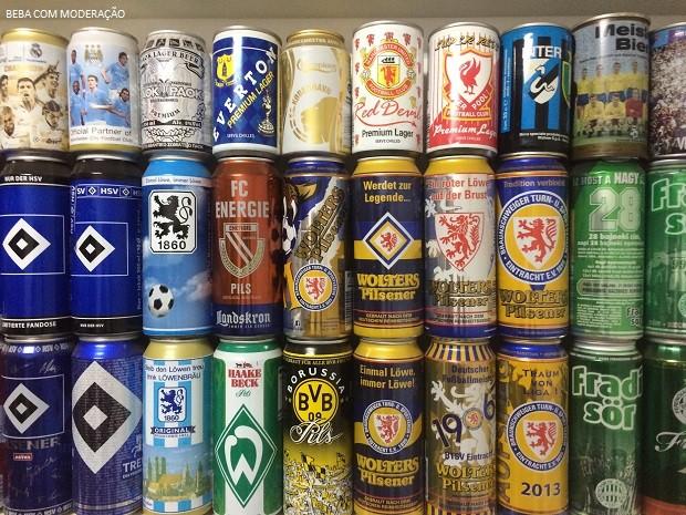 cervejeiros_coleçãolatas 6 (Foto: Arquivo Pessoal)