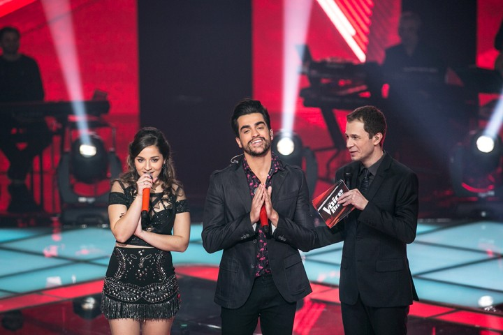 Matteus foi salvo pelo técnico Michel Teló e Franciele deixa o programa (Foto: Isabella Pinheiro/Gshow)