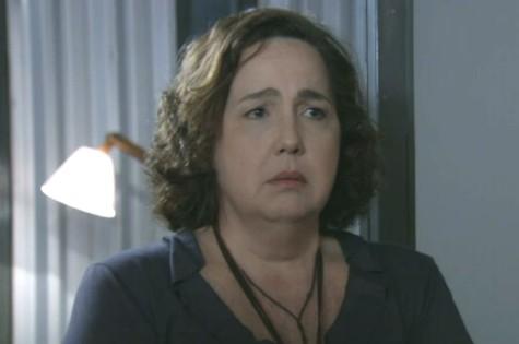 Claudia Jimenez em cena como Zélia (Foto: Reprodução)