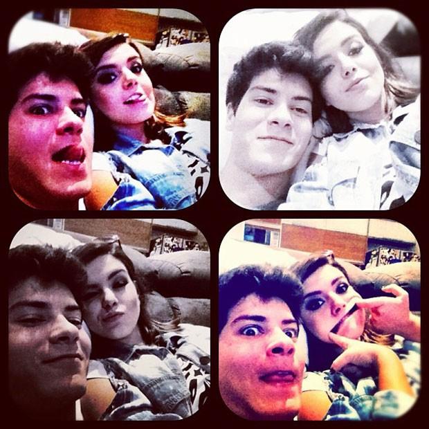 Giovanna Lancellotti e namorado (Foto: Reprodução/Instagram)