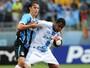"""Novo Hamburgo reclama pênalti e fala em """"desfrutar"""" volta contra o Grêmio"""