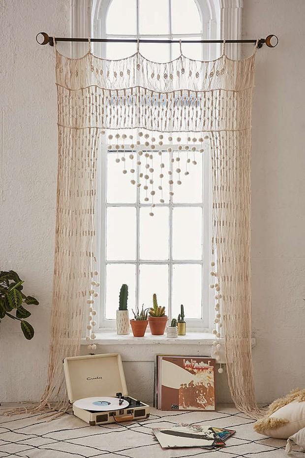 Decoração de lã: 18 ideias para deixar a casa mais aconchegante (Foto: Reprodução)