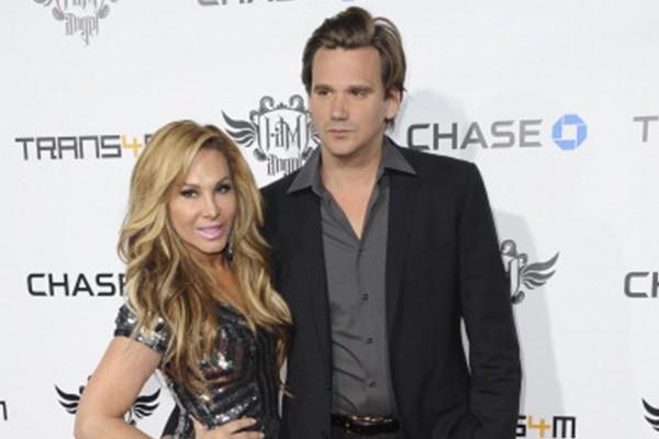 Adrienne Maloof e Sean Stewart (Foto: Getty Images)