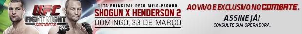 banner UFC Shogun x Henderson (Foto: Combate)
