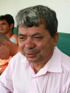 Fabiano Bastos, presidente da Tuna (Foto: Marcelo Seabra/O Liberal)