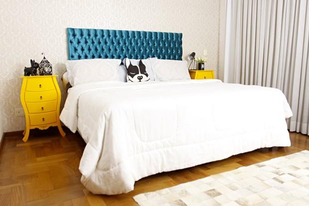 O quarto de Carol Narizinho (Foto: Celso Tavares/EGO)