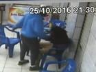 Imagens de agressão de jovem serão usadas como prova, diz polícia