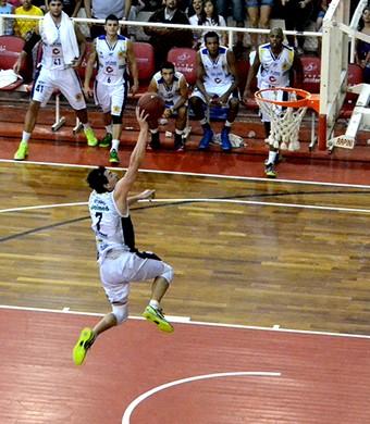 São José x Palmeiras NBB (Foto: Arthur Marega/São José Desportivo)