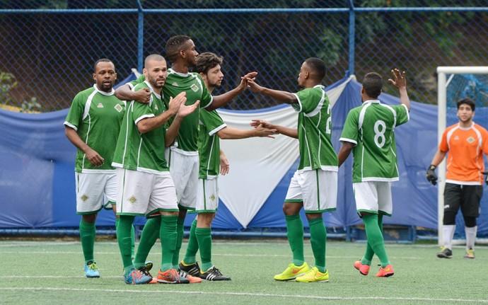 Cabofriense de futebol 7 (Foto: Léo Borges / Na Jogada)