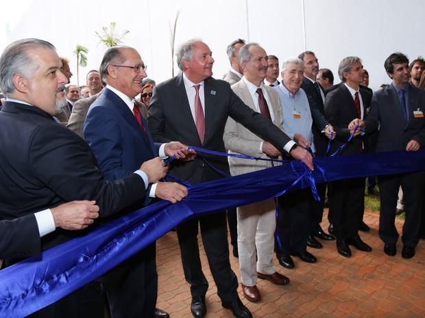 Unilever inaugurou fábrica em Aguaí nesta quarta (Foto: Unilever/Divulgação)