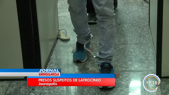 Polícia prende três suspeitos de matar comerciante em Joanópolis