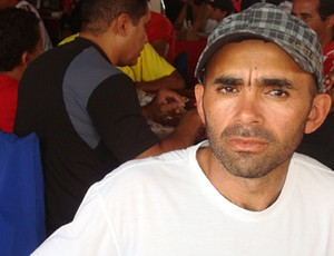 Maia, gerente de futebol do Auto Esporte (Foto: Renata Vasconcellos)