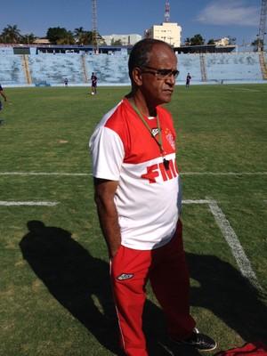 Wantuil Rodrigues Uberaba (Foto: Felipe Santos)