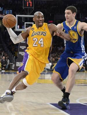 Kobe Bryant, Los angeles Lakers (Foto: EFE)