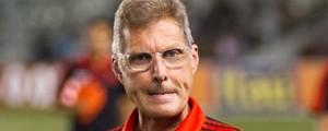 Oswaldo deixa o Flamengo e  deve ser substituído por Muricy (FLAVIO HOPP/BRAZIL PHOTO PRESS/ESTADÃO CONTEÚDO)