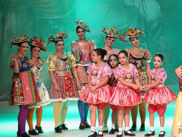 Espetáculo Uskon traz mundo encantado para teatro de Sorocaba (Foto: Divulgação)