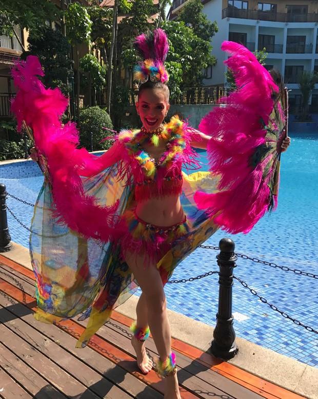 A Miss Brasil Mundo Gabrielle Vilela (Foto: Divulgação/ LV Assessoria)