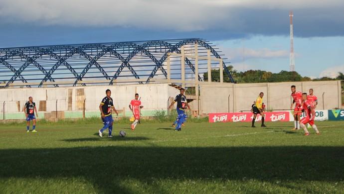 Guajará e Rondoniense (Foto: Júnior Freitas)