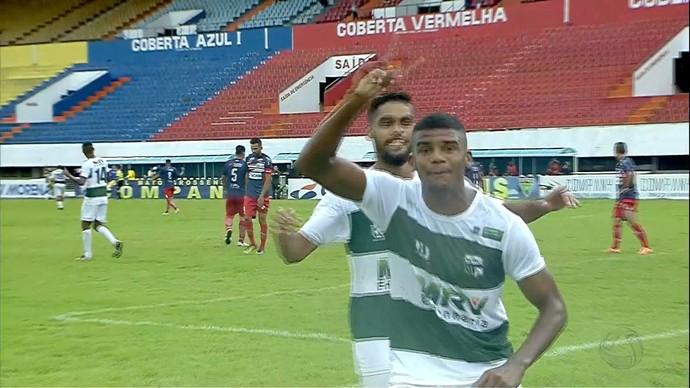 Novo x Sete de Dourados estádio Morenão (Foto: Reprodução/TV Morena)
